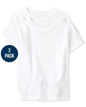 Boys Undershirt 2-Pack