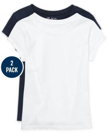 Girls Tee 2-Pack