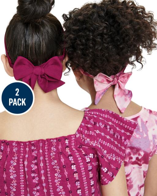 Girls Headband Wrap 2-Pack