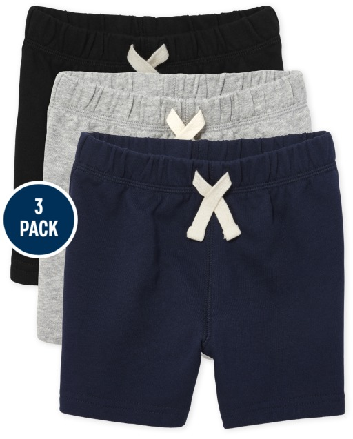 Pull-on elasticized waistband with non-functional drawstring