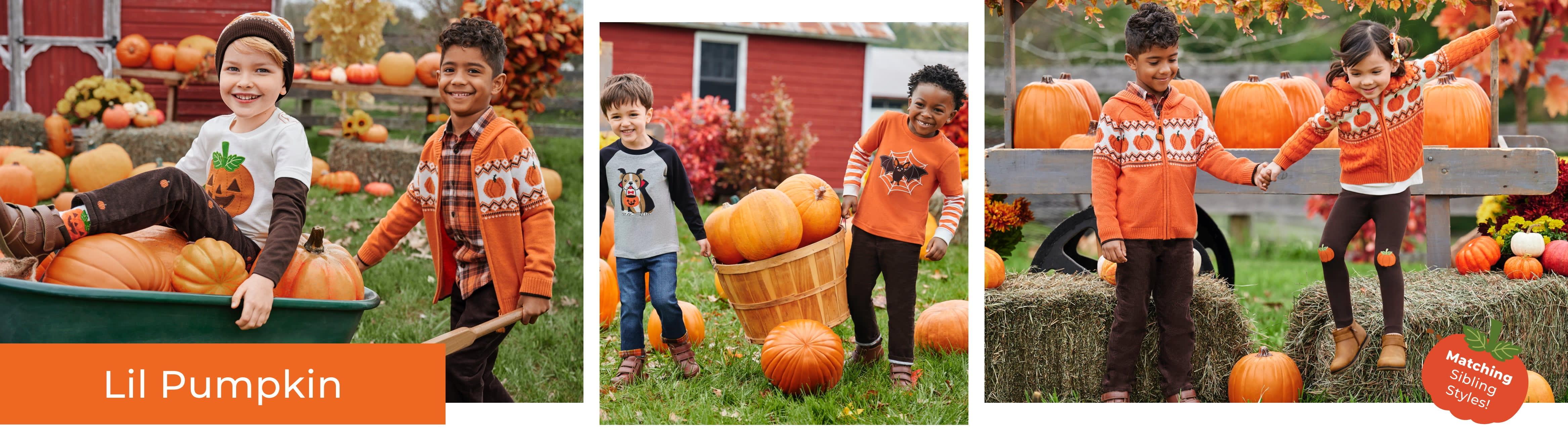 Chico Lil Pumpkin