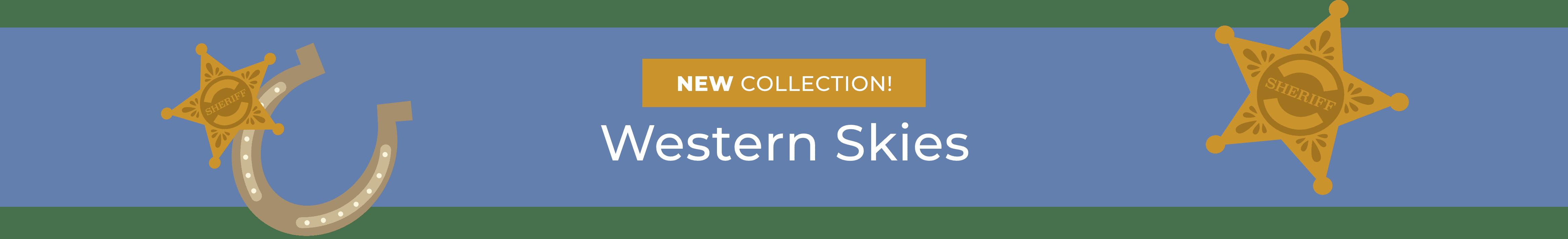 Boy Western Skies