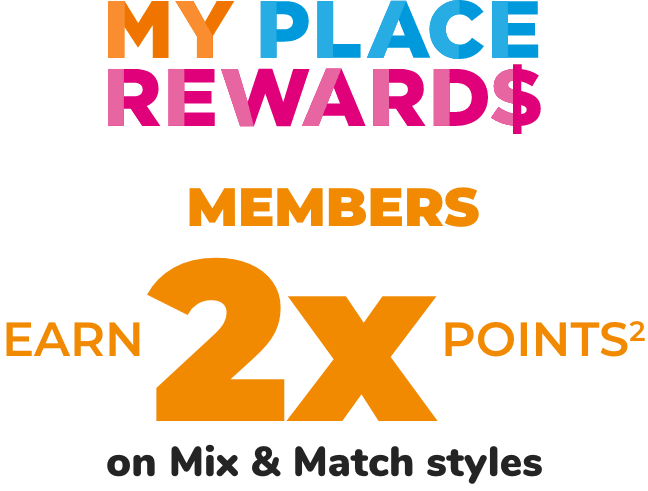 My Place Rewards Credit Card