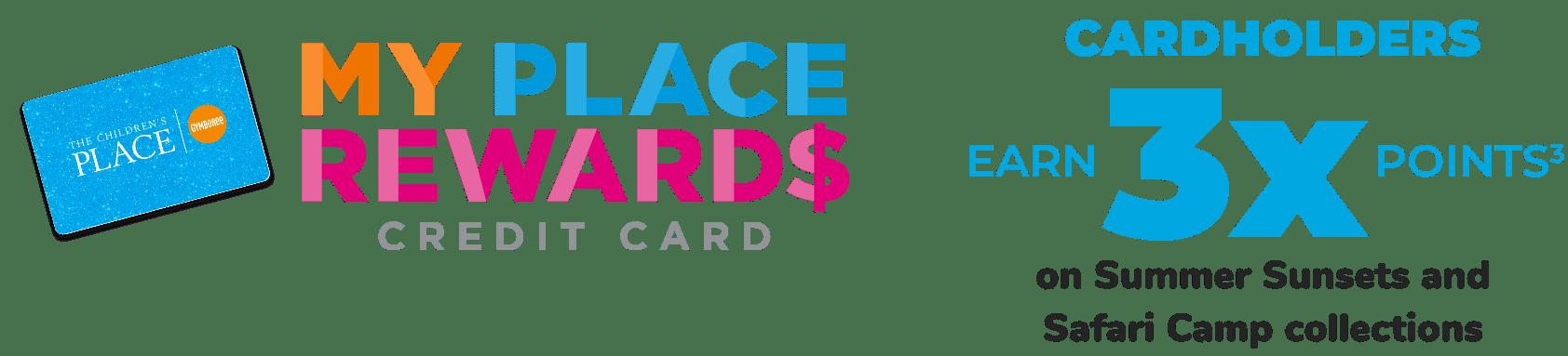 My Place Rewards Credit Card