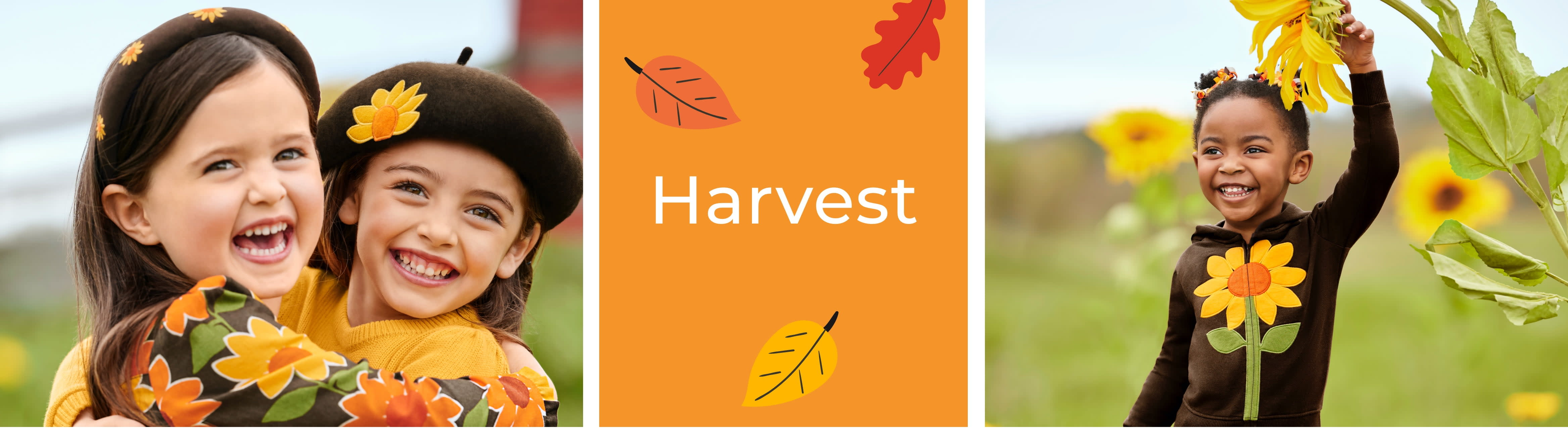 Girl Harvest