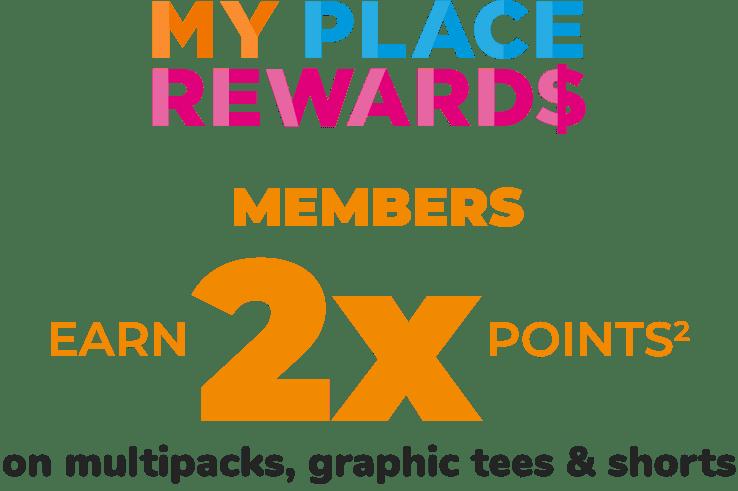 Tarjeta de crédito My Place Rewards