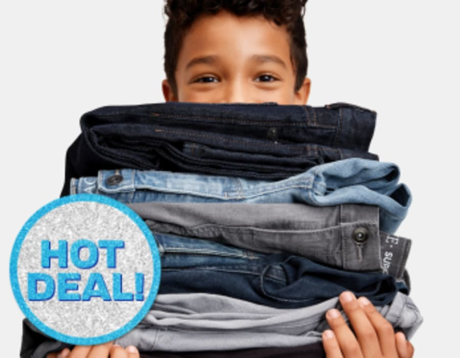 ALL JEANS $9.99 & UP