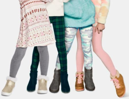 LEGGINGS UP TO 60% OFF