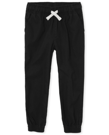 Boys Pull On Jogger Pants