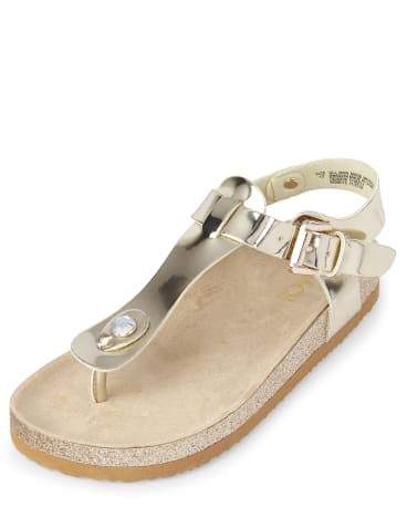 Details about  /Girls Multi Metalic Leather Open Toe Startrite Summer Sandals Summer Shimmer