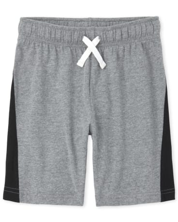 The Childrens Place Baby and Toddler Boys Basketball Shorts 3-Pack