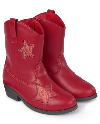 Girls Cowgirl Boots - American Cutie