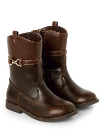 Girls Riding Boots - Pony Club