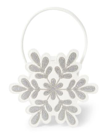 Girls Snowflake Bag - Snow Princess