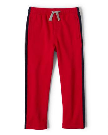 Boys Side Stripe Sweatpants