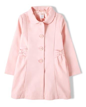 Girls Dressy Coat - Garden Party