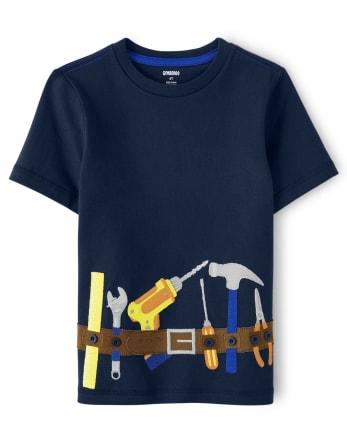 Boys Tool Belt Top - Mr. Fix It