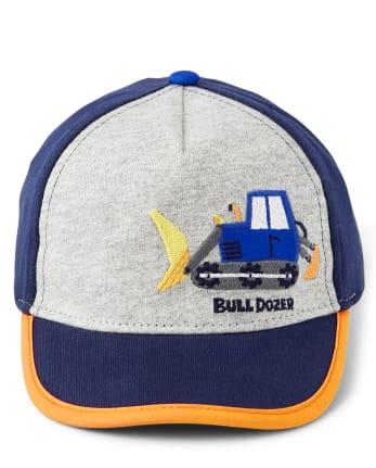 Boys Truck Baseball Hat - Mr. Fix It