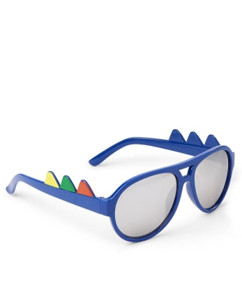 Boys Spiked Sunglasses - Critter Camp