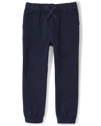 Boys Pull On Jogger Pants
