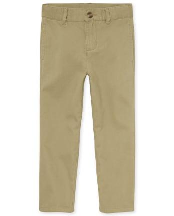 Boys Uniform Chino Pants