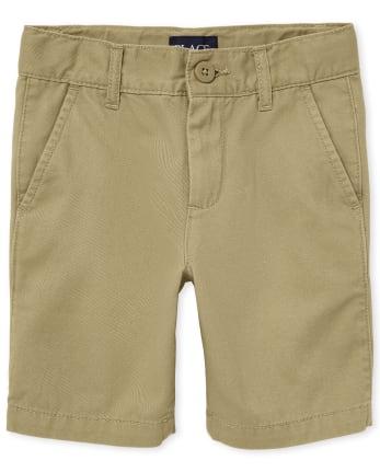 Boys Uniform Chino Shorts