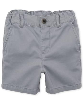 Baby and Toddler Boys Uniform Chino Shorts