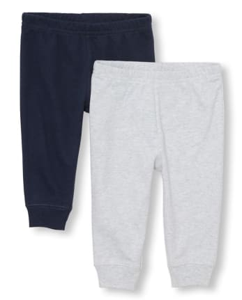 Baby Boys Pants 2-Pack