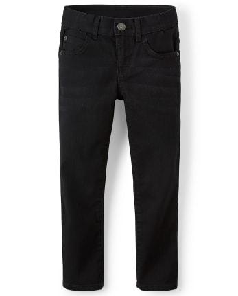 Boys Stretch Super Skinny Jeans