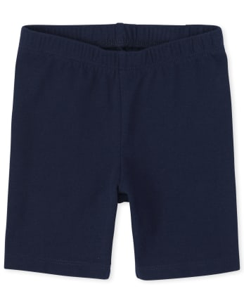 Baby And Toddler Girls Mix And Match Bike Shorts