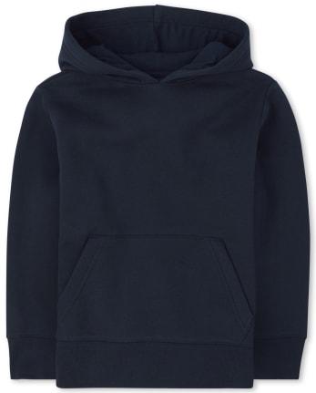 Boys Uniform Fleece Hoodie