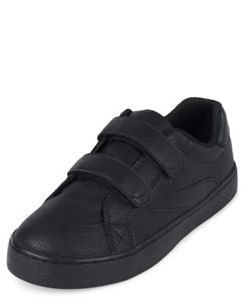 Boys Uniform Low Top Sneakers
