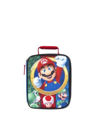 Boys Mario Lunchbox