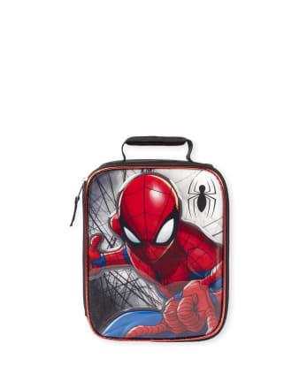 Fiambrera de Spider Man para niños