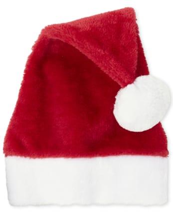 Unisex Kids Matching Family Santa Hat
