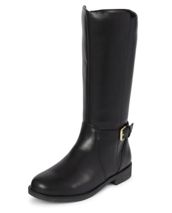 Girls Tall Riding Boots