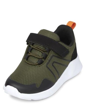Toddler Boys Mesh Running Sneakers