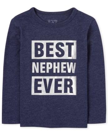 La mejor camiseta estampada de la historia de la familia a juego para bebés y niños pequeños