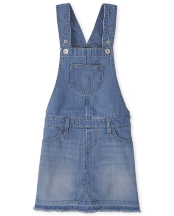 Girls Denim Skirtall