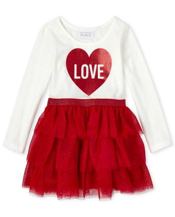 Vestido tutú para bebés y niñas pequeñas