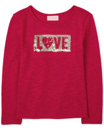 Girls Love Cozy Lightweight Sweater