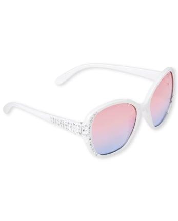 Toddler Girls Facet Sunglasses