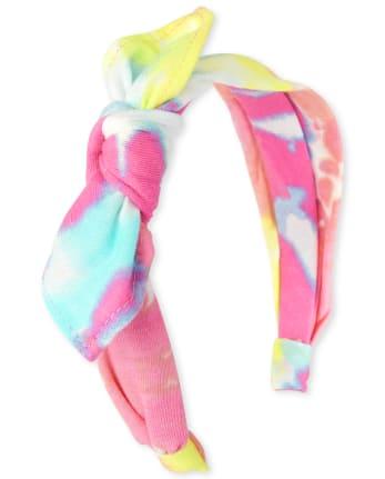 Girls Tie Dye Headband