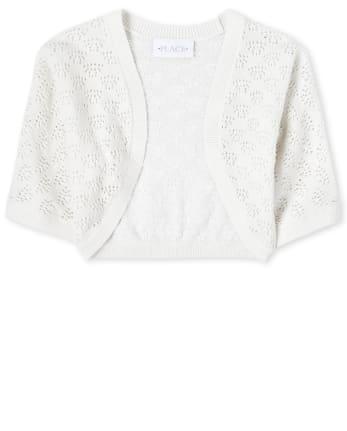 Girls Sweater Shrug