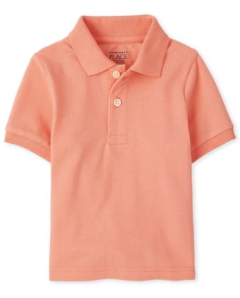 Baby And Toddler Boys Pique Polo