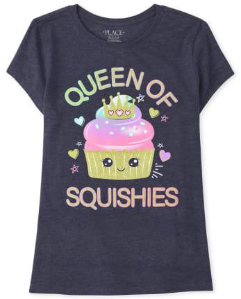 Girls Squishies Graphic Tee