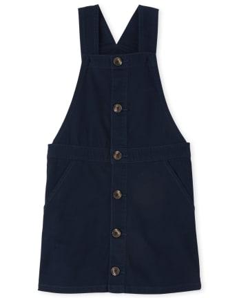 Girls Uniform Twill Skirtall
