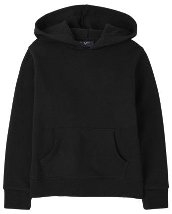 Girls Uniform Fleece Hoodie