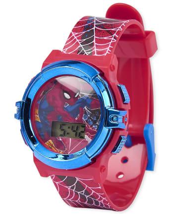 Boys Spider Man Digital Watch