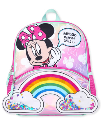 The Children's Place Toddler Girls Minnie Mouse Backpack